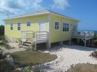 New Listing! New Oceanview House with modern, open-plan living + sweeping views. - Tarpum Bay vacation rentals
