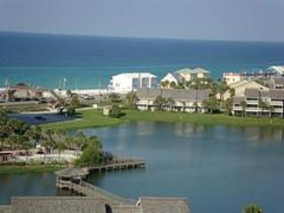 Balcony view - **Avail 4/7-20 $165/N $1085/WK. Book May, Summer & Fall! Beautiful Ocean View! - Destin - rentals