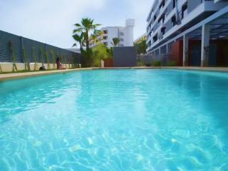 Luxury flat nr 1 In Ibiza Marina Botafoch With A/C - Ibiza vacation rentals