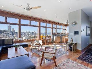 Spectacular Telegraph Hill 3 Bedroom Penthouse - San Francisco vacation rentals