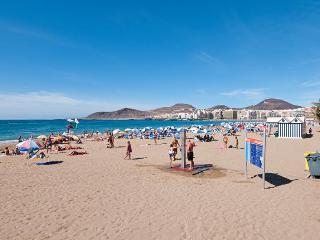 First line apt Las Canteras beach - Las Palmas de Gran Canaria vacation rentals