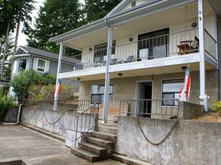 Beautiful House with Deck and A/C - Shelton vacation rentals