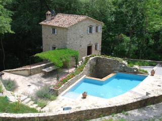 Water Mill and Millers House Rental in Cortona - Cortona vacation rentals