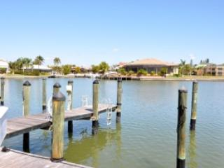 Dock View - South Seas North - SSNA104 - Charming 2-bed Condo! - Marco Island - rentals