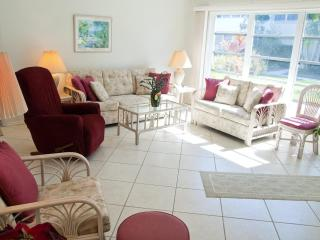Lovely beachside villa - Sarasota vacation rentals