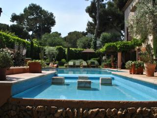 Cap d'Antibes: French Riviera Villa with Pool and Sea Views - Antibes vacation rentals