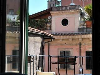 Rome: Modern Design in Trendy Trastevere, 2 Bdrs, 2 Baths, Great Kitchen,  Dining Room, & Terrace - Image 1 - Rome - rentals