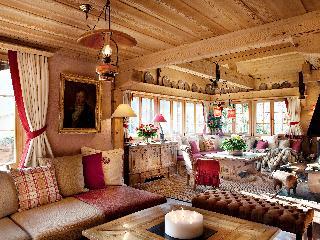 Chalet Marmot, luxury Chalet in Klosters, Switzerland, sleeps 11 - Klosters vacation rentals