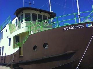 Houseboat MV Coconuts: Once in a Lifetime Vacation - Key West vacation rentals