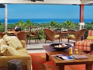 Four Seasons Luxury 3BD Hainoa Villa, Upper Level, Great Light And Incredible Vista Views - Kailua-Kona vacation rentals