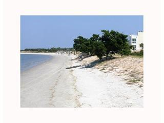Beach in front of unit. - Sea Dreams - Tybee Island - rentals