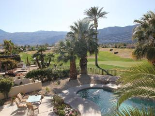 Golf course villa with private pool and spa - La Quinta vacation rentals