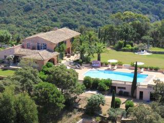 La Croix Tropez Holiday Home with a Fireplace, Pool, and Garden - La Croix-Valmer vacation rentals