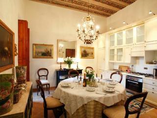 Elegant Galleria apartment in historic Palazzo - Rome vacation rentals