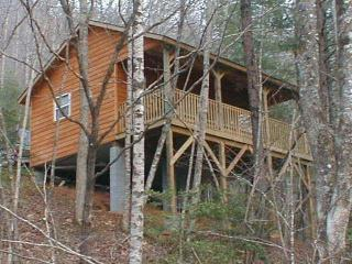 "Cabin #1 - ""Gone Fishing"" - Bryson City vacation rentals"