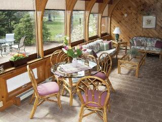 Sunroom comfort, spread-out room for everyone - Great Barrington vacation rentals
