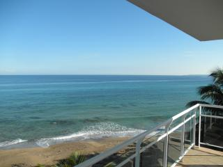 Beautiful Luxury Beachfront Apt. at Sandy Beach - San Juan vacation rentals
