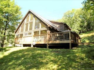Two stories of comfort-15 Acres of Privacy.  No wonder the eagle landed here! - West Virginia vacation rentals