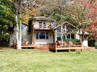 Amazing house in an incredible location provides great views and lake access! - West Virginia vacation rentals