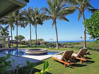Tranquil Mauna Kea Home, Fabulous Ocean View and Pool, 1/1 Ohana may be added - Kamuela vacation rentals