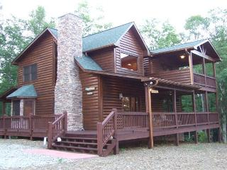 BEAUTIFUL VIEWS OF BRASSTOWN BALD - North Georgia Mountains vacation rentals