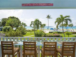 SILVER SANDS-24 CLASSY WITH DIRECT SEA VIEW - Seven Mile Beach vacation rentals