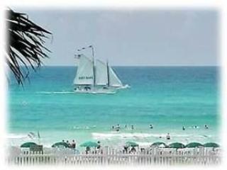 80 degree crystal clear water - XLHome,2unit/1price15sec2Bch,SLP25+,2DeckBchView - Miramar Beach - rentals