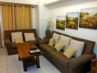 Makati 2 Bedroom Condo with Skyline View - Makati vacation rentals