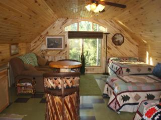 WATERS EDGE LOFT AT TREE HOUSE INN - Squaw Lake vacation rentals