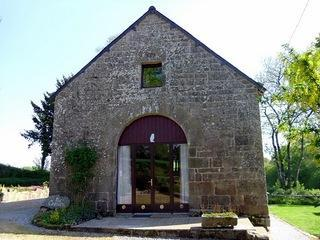 Detached Family Cottage a converted Granary - Langoëlan vacation rentals