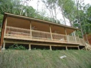 Cabin #8 - Deer Glen - Image 1 - Bryson City - rentals
