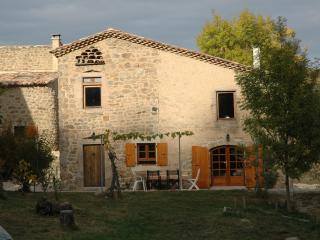 Character stone house ARDECHE, FRANCE - Silhac vacation rentals