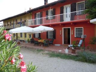 CA MOMPLIN III - FARMHOUSE IN LANGHE AND ROERO ( Pool at Exclusive Country Club) - Canale vacation rentals
