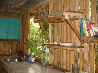 Bush Bar: cabin No 1. Frangipani - Saint Vincent vacation rentals