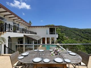 Villa Amanzi - an elite haven (Beachfront Villa Kata Beach Phuket) - Kata Noi Beach vacation rentals