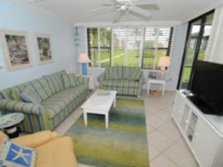 Loggerhead Cay #371 Ground Floor. Only Steps to Sand Between Your Toes - Image 1 - Sanibel Island - rentals