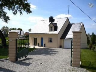 GUEHENNO  nr JOSSELIN  COTTAGE - Brittany vacation rentals