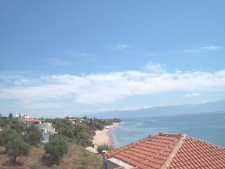 Sea Front Apartment In Chrani, Peloponnese,Greece - Chrani vacation rentals