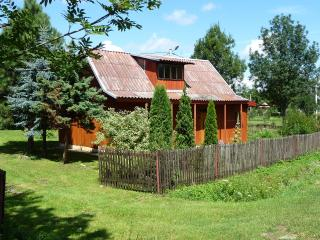 Nice 2 bedroom Sieniawa Cottage with Internet Access - Sieniawa vacation rentals