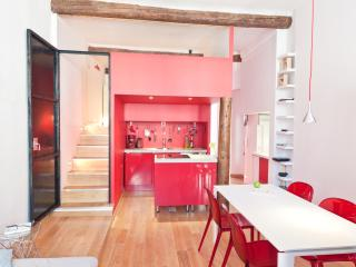 Festival Apartment, Pet-Friendly 2 Bedroom with Terrace, in Center of Cannes - Cannes vacation rentals