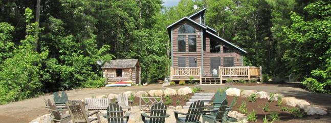 Otter Chalet - Otter Chalet - Lake Front- Hot Tub- Sauna! - Wilmington - rentals