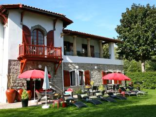 Villa Ohantcea 4****,  beautiful with charm, near beach - Hendaye vacation rentals