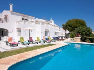Lovely 4 bedroom Cala'n Forcat Villa with A/C - Cala'n Forcat vacation rentals