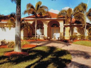 Bliss Vacation Villa - Cape Coral vacation rentals