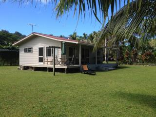 PARADISE IN RAROTONGA / COOK ISLANDS - TEMUS PLACE - Rarotonga vacation rentals