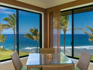 Sealodge G4: Spectacular oceanfront views from upgraded romantic hideaway - Princeville vacation rentals