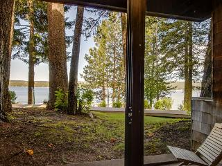 Lake views and & a shared pool await from this wonderful lakefront home - McCall vacation rentals