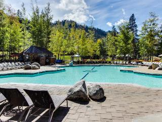 Ski-in/Ski-out conod with outdoor pool & hot tub complex - Olympic Valley vacation rentals