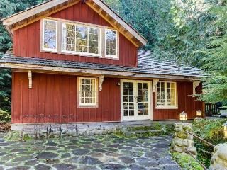 Swedish Stuga Vacation Rental - Cascade Locks vacation rentals
