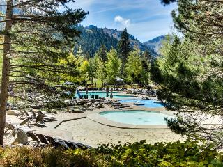 Cozy condo with ski-in/out access, shared outdoor pool, hot tub, and much more! - Olympic Valley vacation rentals